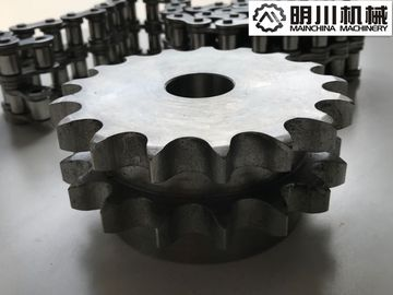 China Double Row Chain D12B17T Stainless Steel Sprockets European Standard factory