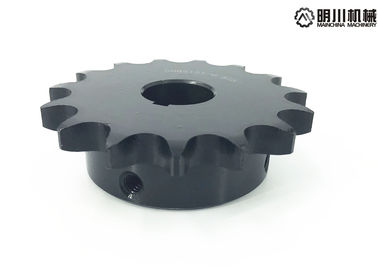 China Customized Industrial Finished Bore Sprockets Hard Teeth Heat Treatment factory