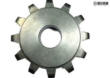Black Long Pitch Double Pitch Sprocket DIN Standard With High Strength