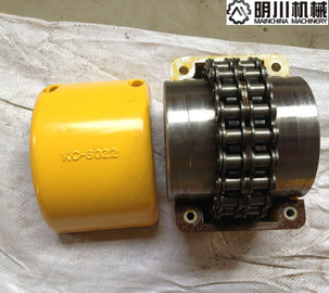 China 6022 Browning Chain Coupling , Chain Shaft Coupling 19.05 Chain Pitch factory