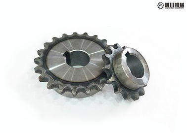 China Type B/A  industrial finished Bore Sprockets/ wheel and sprocket with Set Screws made in China factory factory