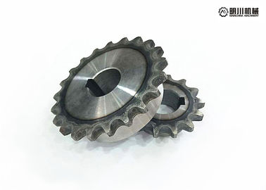 China DIN/ANSI standard SS Wheel and  Sprocket with Keyway / Keyway Finished Bore Sprocket with 1 inch bore factory