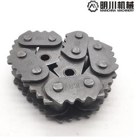 Industrial Simplex Roller Chain High Precision With Strong Processing Capacity