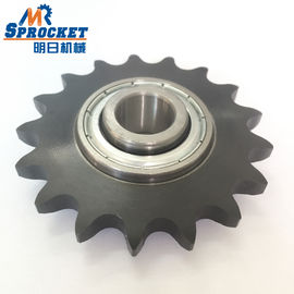 High Strength Customized Idler Sprocket With Bearing 203KRR2 Sprocket 40A17T