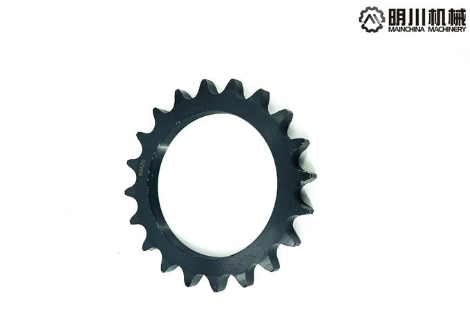 Industrial Blacken Plate Wheel Sprockets 60A20T For American And Europe Market