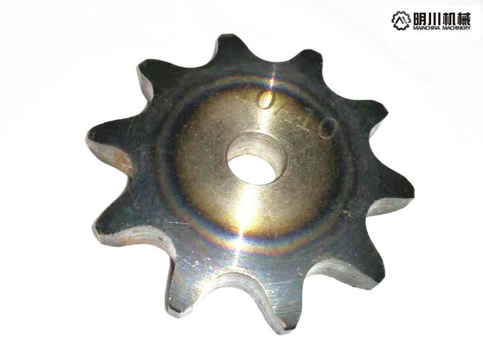 Durable Custom Made Sprockets , Plate Rear Wheel Sprocket Bad Condition Resistance