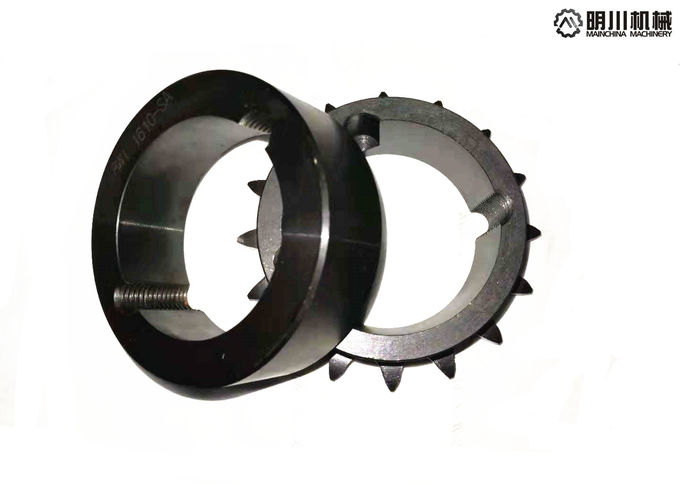 Industrial High Frequency Taper Bore Sprockets For Transmission Machine