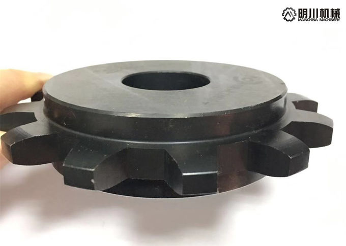 Type C Double Pitch Sprocket 45C Material With High Wear Resistance